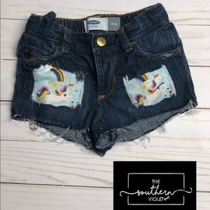 2t Custom Shorts